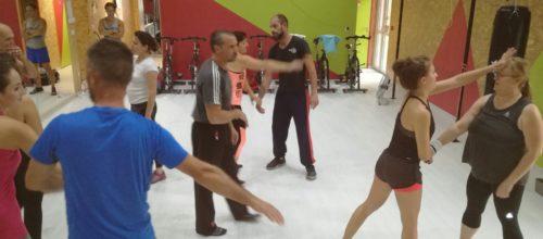 Reprise de l'activité sportive