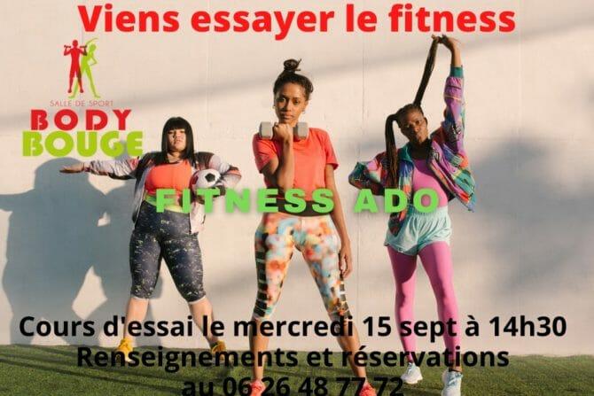 Nouveau Fitness Ado